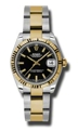 Rolex Datejust 178273BKSO 31 mm Luxury Watches
