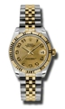 Rolex Datejust 178273CCAJ Sapphire Luxury Watches