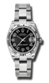 Rolex Datejust 178274BKCAO Ladies 31 mm Luxury Watches