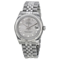 Rolex Datejust 178274MDJ Unisex 31mm Luxury Watches