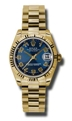 Rolex Datejust 178278BLCAP Ladies 31 mm Luxury Watches