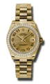 Rolex Datejust 178288CCAP Ladies 31 mm Casual Watches