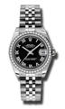 Rolex Datejust 178384BKRJ Casual Watches
