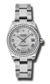 Rolex Datejust 178384MRDO 31 mm Luxury Watches
