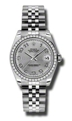 Rolex Datejust 178384SCAJ Ladies Luxury Watches