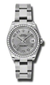 Rolex Datejust 178384SCAO Ladies Automatic Luxury Watches