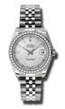 Rolex Datejust 178384SSJ Stainless Steel Luxury Watches