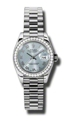 Rolex Datejust 179136IBLRP Ladies 26mm Casual Watches
