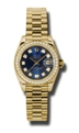 Rolex Datejust 179138BLDP Casual Watches
