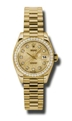 Rolex Datejust 179138CJDP Ladies Automatic Casual Watches