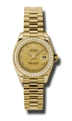 Rolex Datejust 179138CRP Ladies Automatic Casual Watches