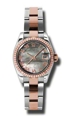 Rolex Datejust 179171BMRO Ladies Sapphire Luxury Watches