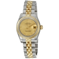 Rolex Datejust 179173CRJ Stainless Steel Luxury Watches