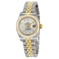 Rolex Datejust 179173MDJ Ladies Stainless Steel Luxury Watches