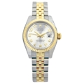 Rolex Datejust 179173SCAJ Ladies Automatic Luxury Watches