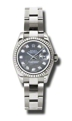 Rolex Datejust 179179BKMDO Scratch Resistant Sapphire Luxury Watches