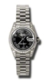 Rolex Datejust 179239BKRP Ladies Sapphire Casual Watches