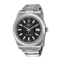 Rolex Datejust II 116300BKSO Mens Luxury Watches