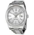 Rolex Datejust II 116334 Scratch Resistant Sapphire Luxury Watches