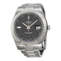 Rolex Datejust II 16334BKRO Mens Automatic Luxury Watches