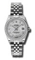 Rolex Datejust Lady 31 178384MDJ Ladies Automatic Luxury Watches