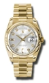 Rolex Day-Date 118238SDP 18k Yellow Gold Casual Watches