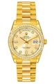 Rolex Day-Date 118348CDP 18kt Yellow Gold Luxury Watches