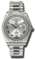 Rolex Day-Date II 218239RRP 18kt White Gold Casual Watches