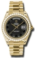 Rolex Day-Date II 218348BKCAP Automatic Casual Watches