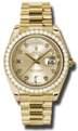 Rolex Day-Date II 218348CDP 41 mm Casual Watches