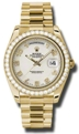 Rolex Day-Date II 218348IVCAP Casual Watches