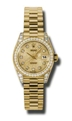 Rolex Lady Datejust 179158CJDP 26 mm Luxury Watches