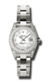 Rolex Lady Datejust 179159MDO Mother of Pearl Luxury Watches