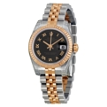 Rolex Lady Datejust 179171BKRJ Ladies Sapphire Luxury Watches