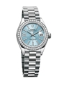 Rolex Lady Datejust 279136IBLRDP Scratch Resistant Sapphire Luxury Watches