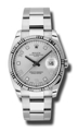 Rolex Oyster Perpetual 115234SDO Mens Luxury Watches