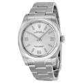 Rolex Oyster Perpetual No Date 116000SASO Silver Luxury Watches