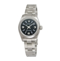 Rolex Oyster Perpetual No Date 176200BKASO 26 mm Luxury Watches