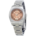 Rolex Oyster Perpetual No Date 176200P369O 26 mm Luxury Watches