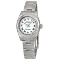 Rolex Oyster Perpetual No Date 176200WRO Ladies 26 mm Luxury Watches