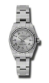 Rolex Oyster Perpetual No Date 176234RRO Ladies Luxury Watches