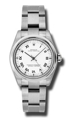 Rolex Oyster Perpetual No Date 177200WRO Ladies 31 mm Casual Watches