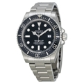 Rolex Sea Dweller 116600 Scratch Resistant Sapphire Luxury Watches