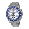 Rolex Yacht-Master II 116680 Stainless Steel Luxury Watches