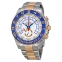 Rolex Yacht-Master II 116681WASO Mens Casual Watches