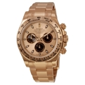 Rose Champagne Rolex Daytona 116505PSO Luxury Watches Mens