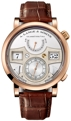 Silver A. Lange & Sohne 145.032 Luxury Watches Mens