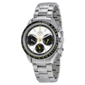 Silver and Black Omega Speedmaster 32630405004001 Casual Watches Mens