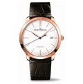 Silver Girard Perregaux Classique 49525-52-131-BK6A Luxury Watches Mens