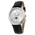 Silver Jaeger LeCoultre Master Q1558420 Luxury Watches Mens